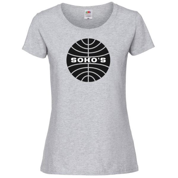 Retro Airline T-Shirt for Women