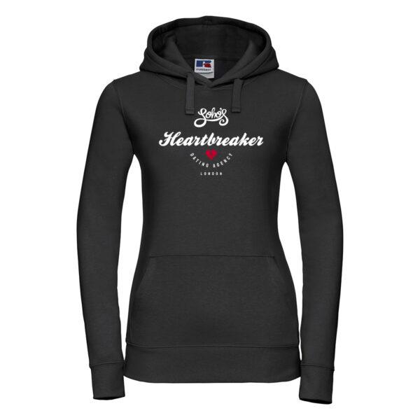heartbreaker Womens hoodie black 1