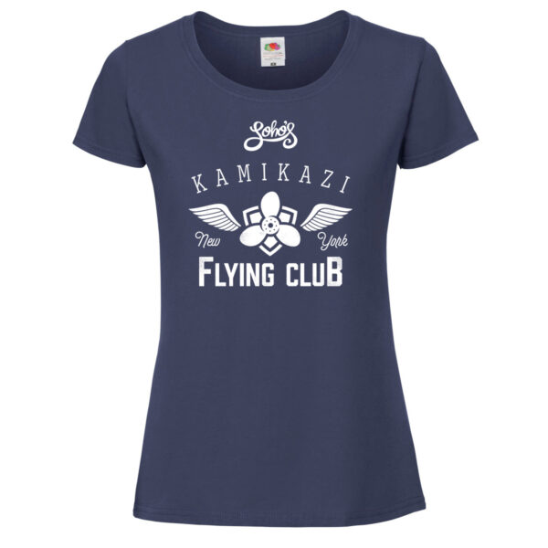 Kamikaze Graphic T-Shirt for Women