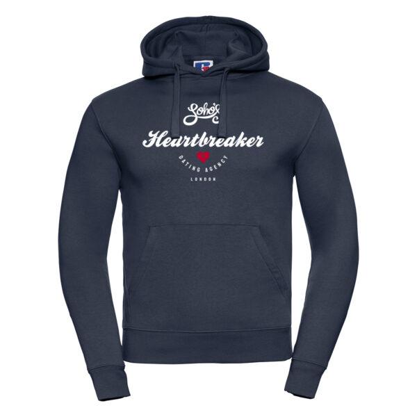 Heartbreaker M hoodie french navy