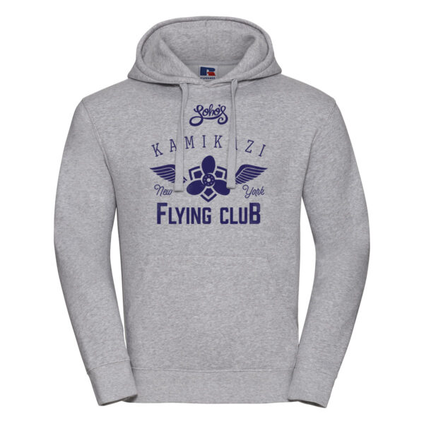 Kamikaze Graphic Hoodie for Men