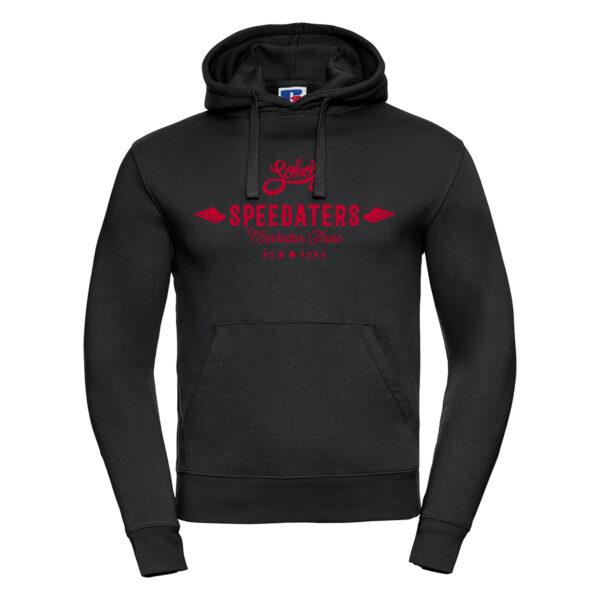 manhattan chase M hoodie black