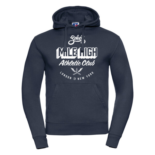 mile high M hoodie french navy
